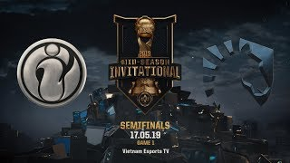 Video IG vs TL [HighLights MSI 2019] [17.05.2019] [Semifinals] [Game 1] MP3, 3GP, MP4, WEBM, AVI, FLV Agustus 2019
