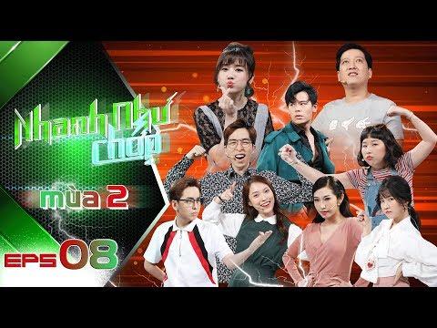 Nhanh Như Chớp - Mùa 2 | Tập 08 Full HD: ViruSs, Osad với tham vọng giành 20 triệu và cái kết - Thời lượng: 53:45.