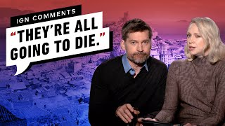Game of Thrones' Brienne and Jaime Respond to IGN Comments by IGN