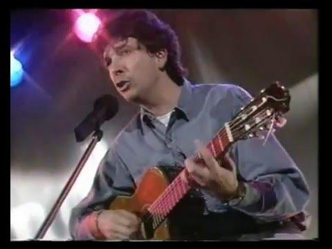 Ignacio Copani video Gatillo fácil - Estudio CM 1996
