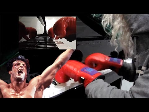 """It sounds like if you played a piano with boxing gloves"" Well, the internet delivers, as usual"