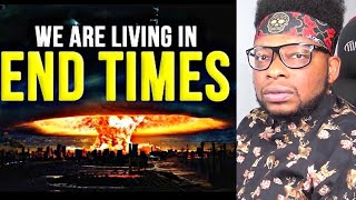 CATHOLIC REACTS TO 100% Proof We Are Living in End Times : Dajjal & WW3