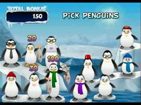 Icy Wonders Bonus Round