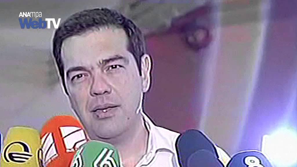 Αλ. Τσίπρας: Η αποφασιστικότητα του λαού νικάει την προπαγάνδα του φόβου