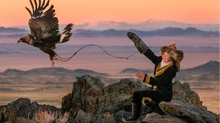 THE EAGLE HUNTRESS - Officiële NL trailer