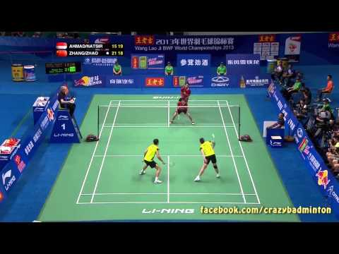 Extreme Badminton Volley