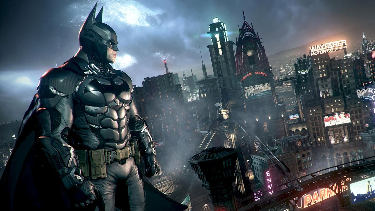 BATMAN ARKHAM KNIGHT – Extended Gameplay (2015) #VideoJuegos #Consolas