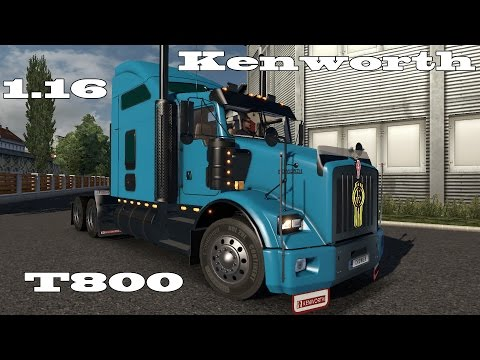 Kenworth Mega Trucks Pack Reworked 1.23 - 1.24