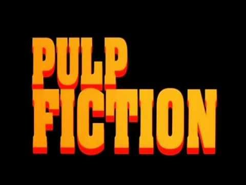 Pulp Fiction Misirlou