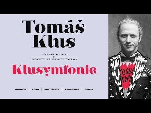 Klusymfonie není symfonie v poklusu, ale nové CD a turné Tomáše Kluse. Podívejte se, jak se natáčelo