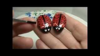 Make Some Adorable Little Ladybugs Out of Rocks! Sooo Cute! - YouTube