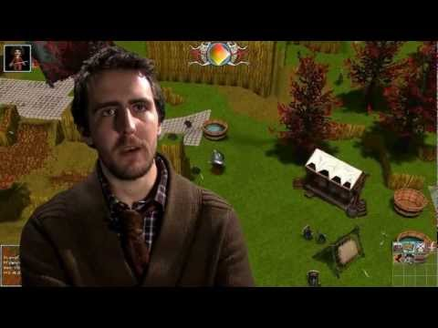 GDC 2012: Salem: Crime&Punishment Video devdiary — PARADOXPLAZA