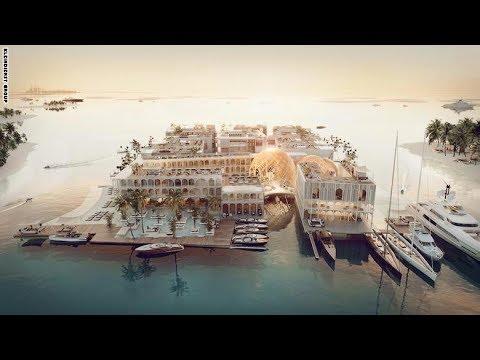 العرب اليوم - بالفيديو : دبي تبني مدينة البندقية الإيطالية على أراضيها