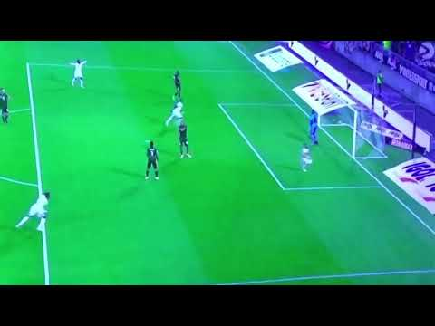 Saman Ghoddos first goal for amiens fc vs stade reims