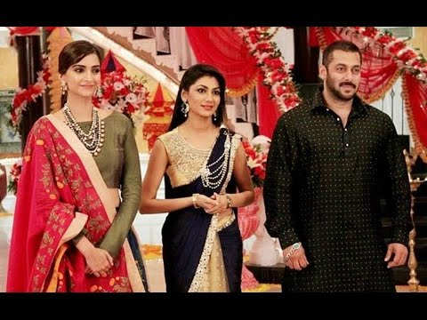 Pragya Meets Salman Khan & Sonam Kapoor