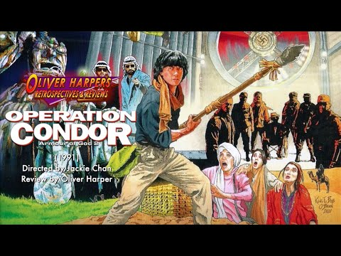Operation Condor: Armour Of God 2 (1991) Retrospective / Review