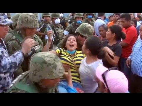 Μεξικό: Στους 24 οι νεκροί από την έκρηξη σε πετροχημικό εργοστάσιο