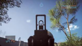 Battlefield 4 - Chopper vs RPG