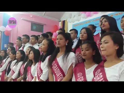 Graduation quotes - 11th batch Worship Leaders School #Graduation Ceremony# 2018