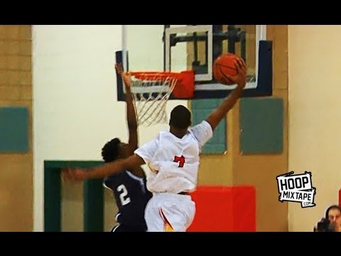 seventh - Here is the recap of 6'2 Seventh Woods playing at the 2013 Ice Breaker Invitational. Seventh is only 14 years old and doesn't turn 15 until August.
