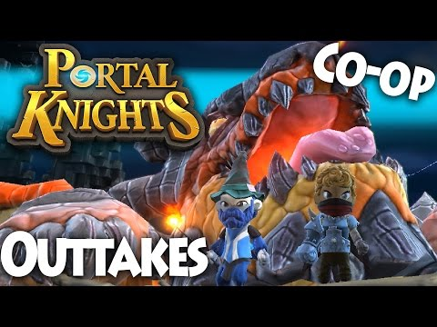 Portal Knights ➤ DRAGON BOSS BATTLE, My Castle, & Fire Worlds! [Portal Knights Gameplay][Part 10]