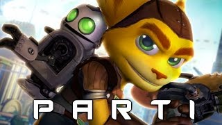 Nonton Ratchet and Clank Walkthrough Gameplay Part 1 - Nostalgia (2016 PS4) Film Subtitle Indonesia Streaming Movie Download
