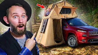 Video 10 of the World's Craziest Tents You Can Actually Buy! MP3, 3GP, MP4, WEBM, AVI, FLV Juli 2019