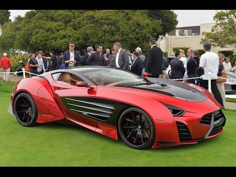 le incredibili 10 macchine più rare al mondo!