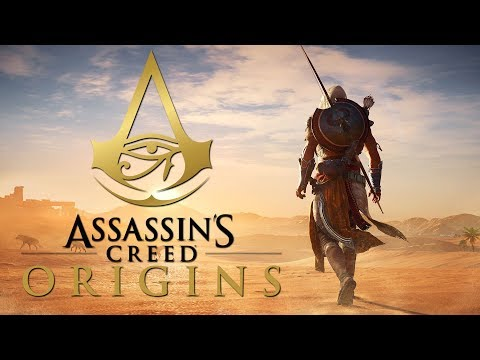 ASSASSIN'S CREED ORIGINS - ОБЗОР