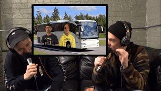 The Tour Bus Confessions