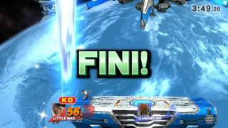 A SSB4 Little Mac/Ganondorf/Captain Falcon Highlights Video by Gyrox