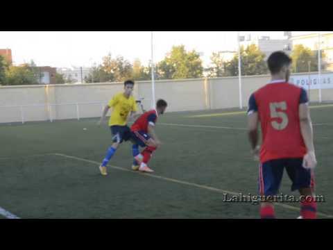 """Vídeo Resumen del UD Punta del Caimán - Recreativo de Huelva """"B"""""""