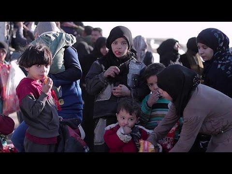2016: η χειρότερη χρονιά για τη βία κατά των παιδιών στη Συρία