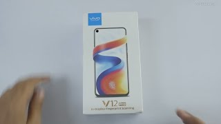 Vivo V12 pro unboxing  🔥🔥 Official leaks | tripple camera | Punch hole Display