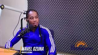 Navel Ozuna taxista que ha saltado a la fama, la vida le ha cambiado