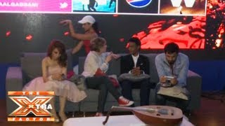 Dare To Dance -الحلقة الخامسة - The XTRA Factor 2013