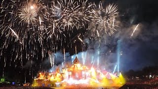 David Guetta @ Tomorrowland 2015 fireworks (last ~12mins)