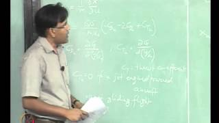 Mod-09 Lec-29 Contribution Of Aircraft Components To Aerodynamic Derivatives