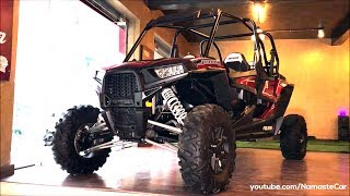 8. Polaris RZR XP 4 1000 EPS 2018 | Real-life review