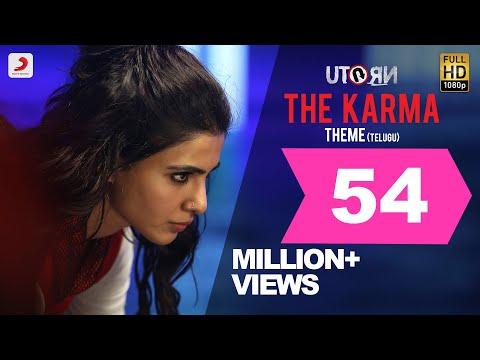 Video U Turn - The Karma Theme (Telugu) - Samantha | Anirudh Ravichander | Pawan Kumar download in MP3, 3GP, MP4, WEBM, AVI, FLV January 2017