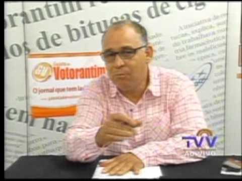 Debate dos Fatos 15-03-13 TV Votorantim Eric Romero