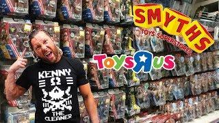 Video EPIC TOY HUNT!!! | Elite 50 - Smyths & TRU | WWE Mattel Wrestling Figure Shopping Fun #54 MP3, 3GP, MP4, WEBM, AVI, FLV Juni 2018