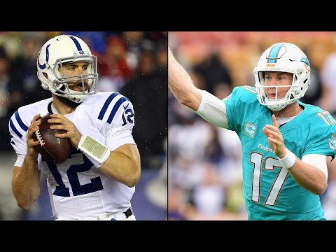 Video: Andrew Luck or Ryan Tannehill, who would you rather have?