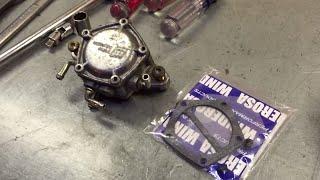 10. 99 Polaris Indy 700 XC SP Fuel Pump Repair