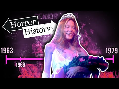 The Complete History of Carrie White   Horror History