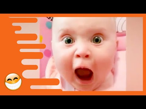 You Laugh - You Lose !! - 10 Minutes Funny With Baby