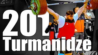 Bronze medal in the snatch despite being injured (happend in the week leading up to the competition). Video about the injury...