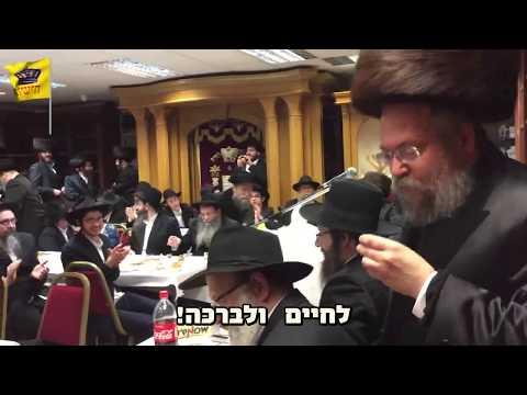 הרב ראובן וולף בקונגרס משיח לונדון