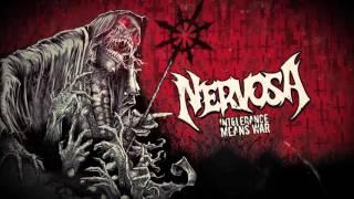 "Nervosa lança lyric video de ""Intolerance Means War"""