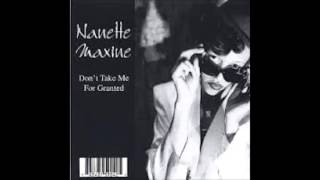 Nanette Maxine Dont Take Me For Granted